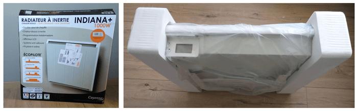 Test Du Radiateur à Double Coeurs Cayenne Indiana Conseils