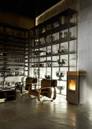 test des po les granul s silencieux mcz tray cap et lam conseils thermiques. Black Bedroom Furniture Sets. Home Design Ideas