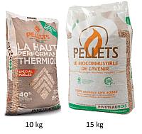 fa9ce1169e Prix d'une tonne de pellets (ou granulés de bois) - Conseils Thermiques