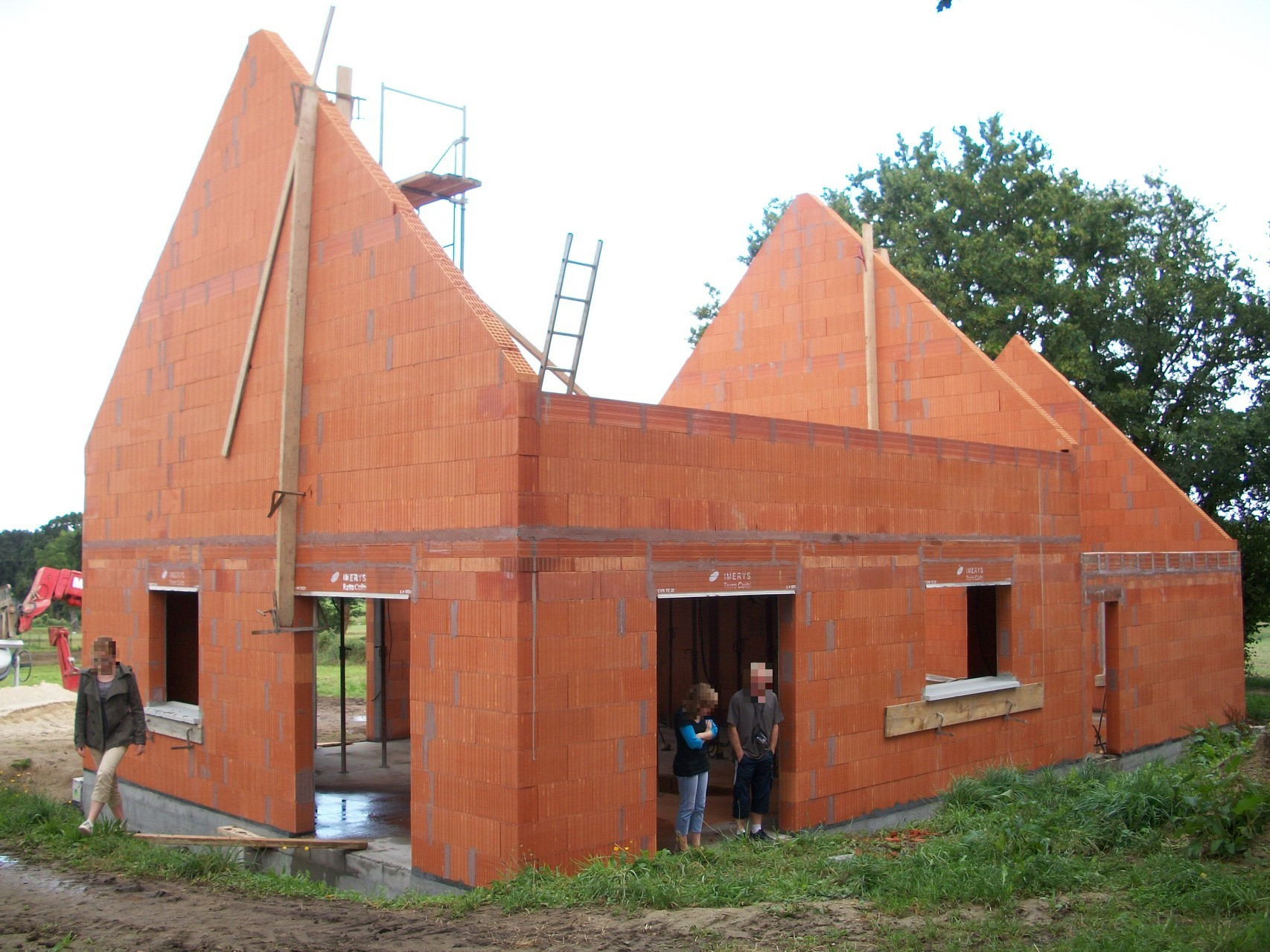 Plan maison constructeur photos