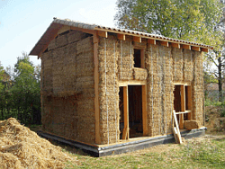 Attractive Construction Maison En Paille