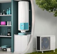 eau chaude sanitaire thermodynamique split