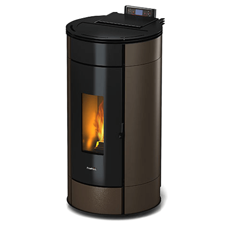 test du po le granul s freepoint globe de leroy merlin conseils thermiques. Black Bedroom Furniture Sets. Home Design Ideas