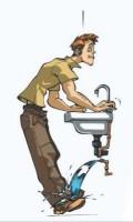 economiser l 39 eau comment r duire sa facture d 39 eau sans investissement conseils thermiques. Black Bedroom Furniture Sets. Home Design Ideas