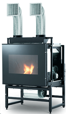 un insert granul s en remplacement d 39 un insert bois quel bilan conseils thermiques. Black Bedroom Furniture Sets. Home Design Ideas