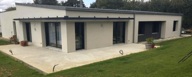 Une Maison Construite En Beton Cellulaire Retour D Experiences