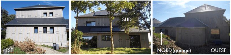 panneaux solaires eau chaude chauffage