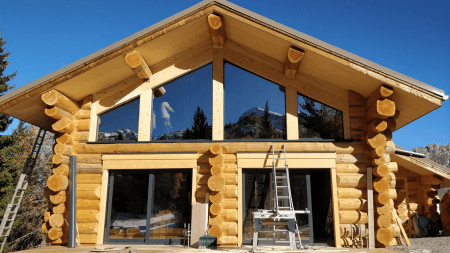 Comparatif Des Maisons En Bois Ossatures Madriers Rondins