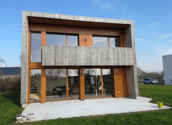 Maison ossature bois : Quel bilan après 5 ans? - Conseils Thermiques
