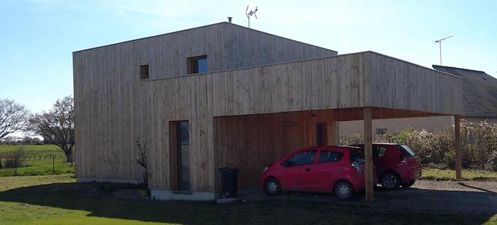 Maison ossature bois quel bilan apr s 5 ans conseils for Garage automobile ouvert