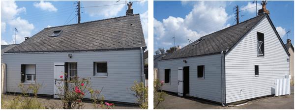 maison rénovation avant après
