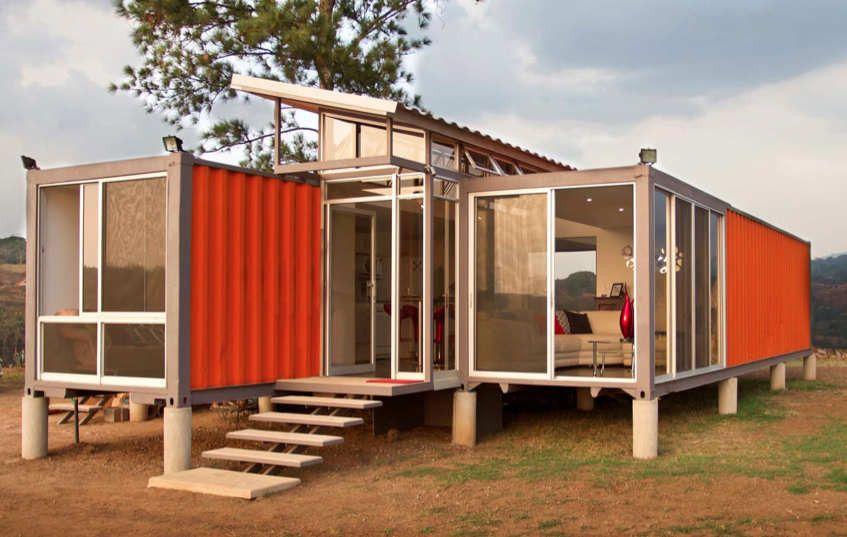 habiter dans une maison container conseils thermiques. Black Bedroom Furniture Sets. Home Design Ideas