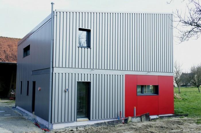 Plan maison bioclimatique passive architecte plan maison bioclimatique passive architecte