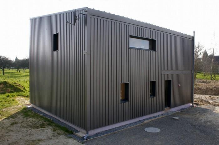 Maison container prix m2 benjamin garcia saxe maison for Prix case container