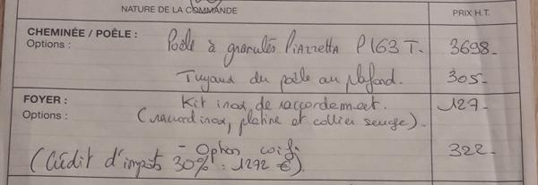 Credit D Impot Poele A Granules Maintenu En 2019 Conseils