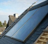 les panneaux solaires thermiques guide d achat. Black Bedroom Furniture Sets. Home Design Ideas
