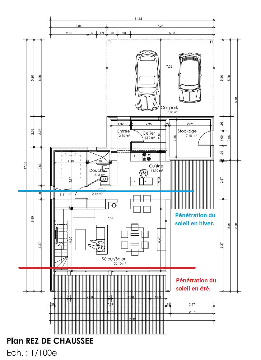 terrain à construire