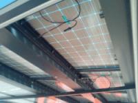 motorisation portail avec panneau solaire