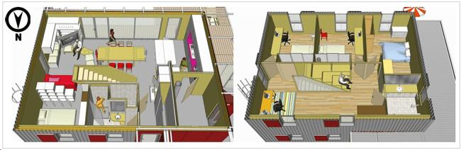 Une Maison Passive Au Prix De 1500 Du M Conseils Thermiques