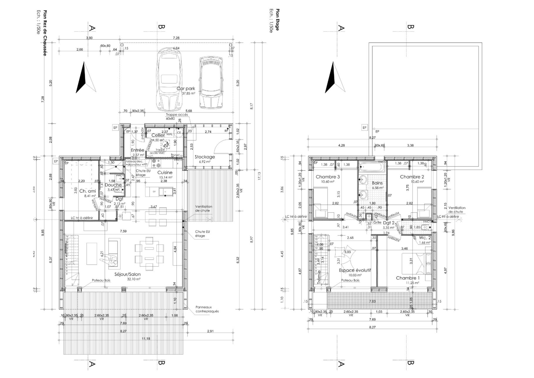 une maison d 39 architecte pourquoi et quel prix conseils thermiques. Black Bedroom Furniture Sets. Home Design Ideas