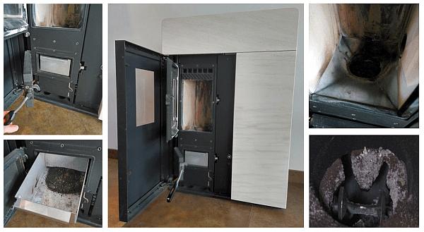 nettoyage poele a granule perfect kit complet de ramonage pour conduit de chemine de pole. Black Bedroom Furniture Sets. Home Design Ideas