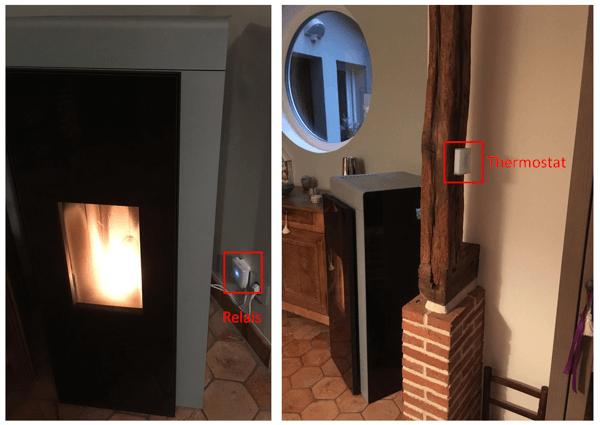 test du poêle à granulés rika kapo - conseils thermiques