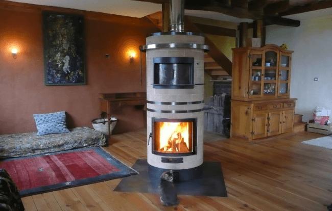 système de chauffage maison