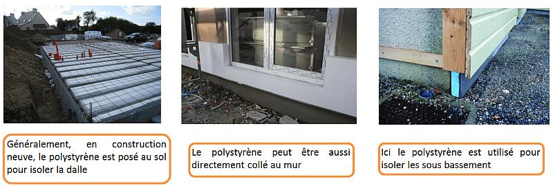 Polystyrène Expansé Un Isolant Efficace Et Pas Cher