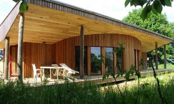 prix maison paille isopaille - Maison Paille Ossature Bois