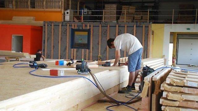 Construire une maison en paille conseils thermiques for Maison en prefabrique prix