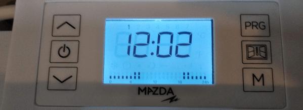 Test Du Radiateur électrique Mazda Pas Mal Pour Le Prix