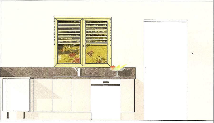 plan d'un abri de jardin