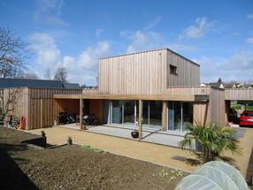 Le bioclimatisme un concept cl pour construire sa maison conseils thermi - Protection solaire maison ...