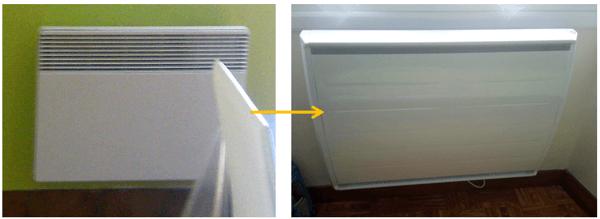 renovation maison ancienne chauffage électrique