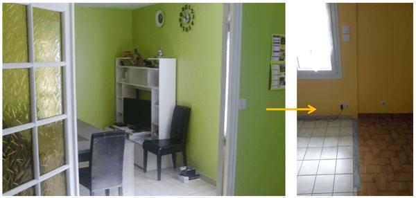renovation maison ancienne espace ouvert