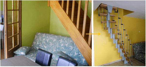 renovation maison ancienne escalier