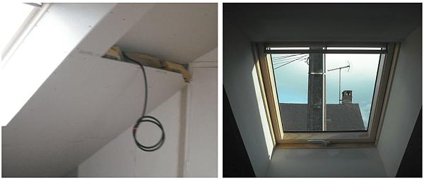 renovation maison ancienne isolation des rampants