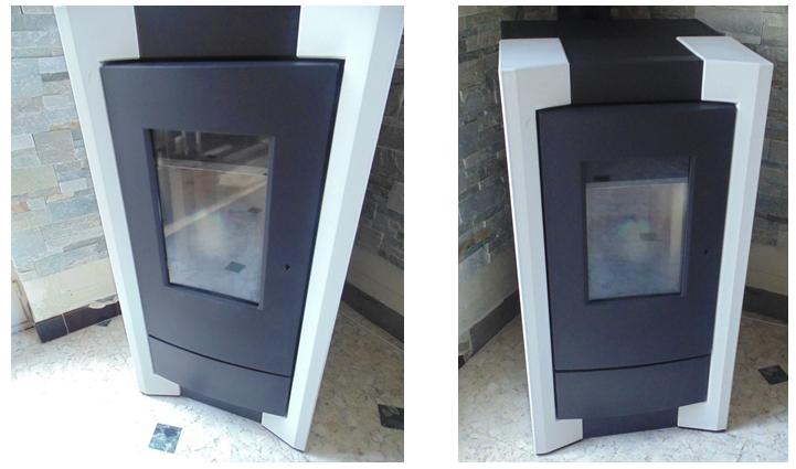 test du po le granul s rika como conseils thermiques. Black Bedroom Furniture Sets. Home Design Ideas