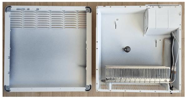 radiateur electrique qui fait du bruit finest klarstein chaval radiateur tour u chauffage tour. Black Bedroom Furniture Sets. Home Design Ideas