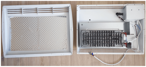 radiateur inertie elegant radiateur nirvana digital. Black Bedroom Furniture Sets. Home Design Ideas