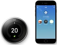 Test du thermostat connect nest conseils thermiques - Thermostat connecte nest ...