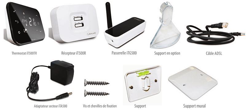 thermostat 500
