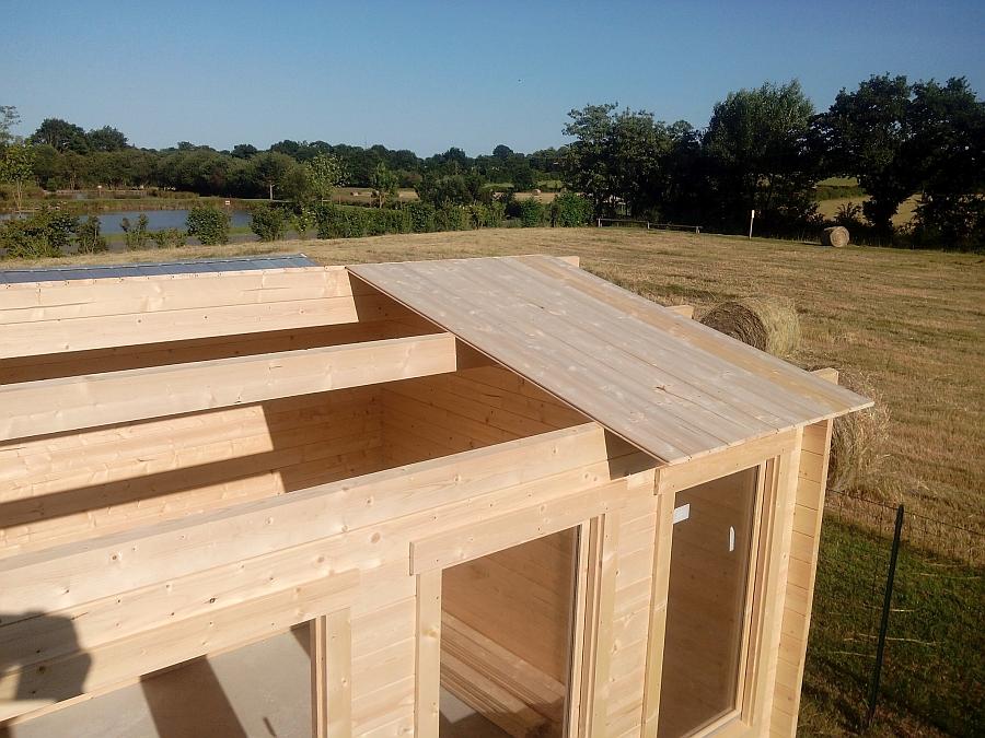 Abris de jardin une solution de stockage conomique - Fabriquer son abri de jardin ...