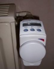 La r gulation du chauffage par thermostat d 39 ambiance - Robinet thermostatique radiateur programmable ...