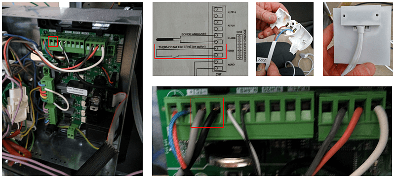 branchement clôture électrique schéma