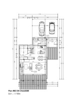prix architecte plan maison great plan habill rdc maison maison double with prix architecte. Black Bedroom Furniture Sets. Home Design Ideas