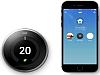 Principe avantages inconv nients et prix du chauffage au gaz conseils thermiques - Thermostat connecte nest ...